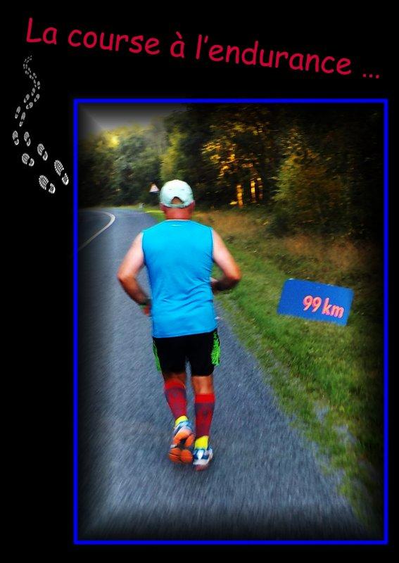 La course à l'endurance …