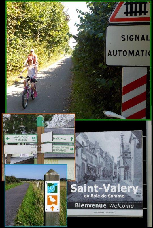 2016, Notre nouvelle traversée de la Baie de Somme.