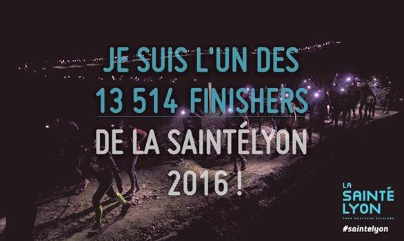 Saintélyon 2016