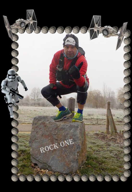 Footing Rock One …
