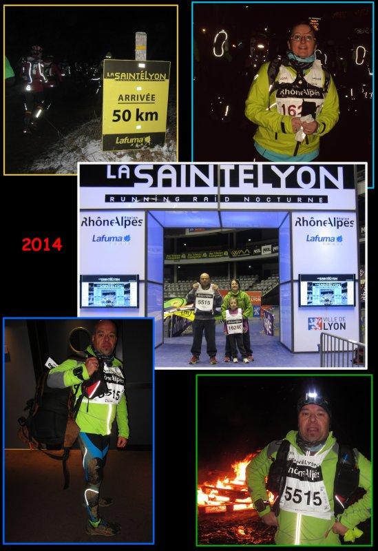 La Saintélyon 2016 ... 72 km ...épisode 1