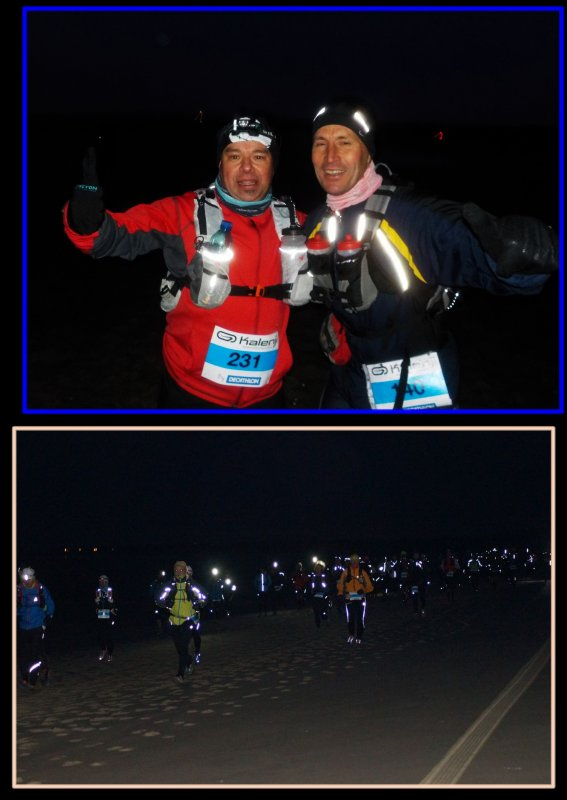 Marathon du Touquet Paris Plage version trail.