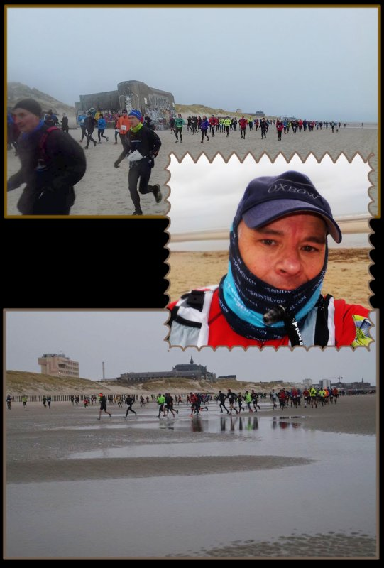 Marathon du Touquet Paris Plage version trail. suite