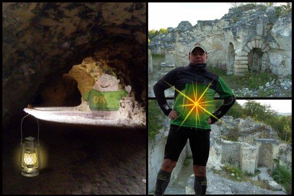 Les grottes monstrueusement bien ...  :(  8-p