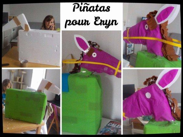 Eryn, 10 ans ...