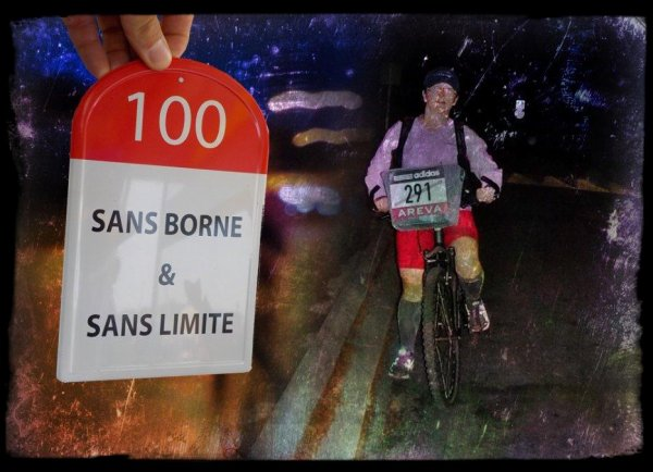 100 km de Sologne 2015  : km 0 au km 20 ...