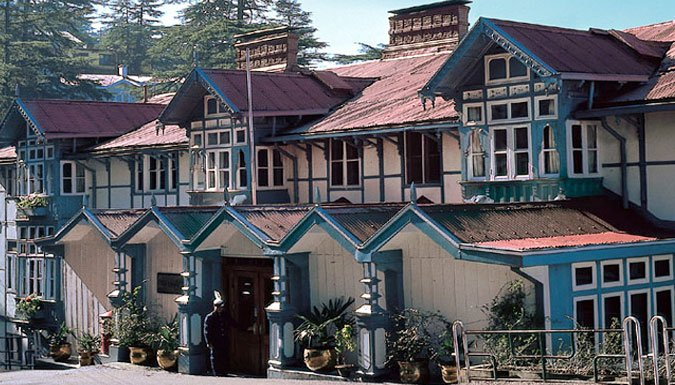 Deluxe Hotels Shimla