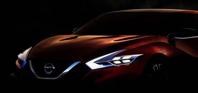 Nissan Sport Sedan Concept teased, set for Detroit Debut