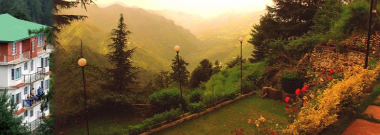 Stay at luxurious Shimla hotels