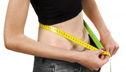 Top five weight loss tips for 2014