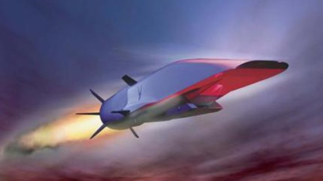 US express concern over Chinese hypersonic cruise missile test