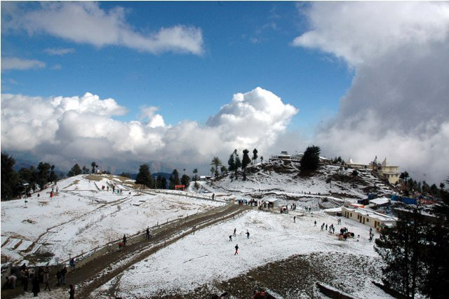 Hill Station in Shimla