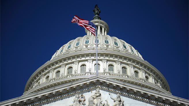 US senate approves $1.1 trillion bill to end funding battle