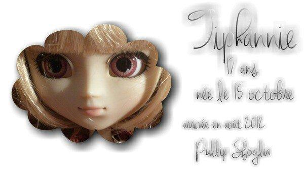 2e doll : Tiphannie (l)