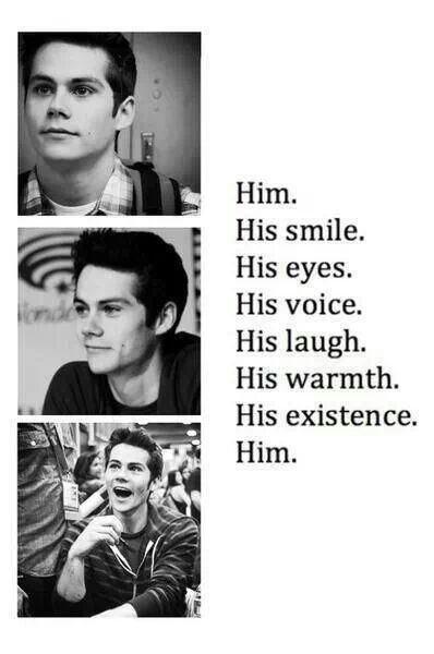 Dylan o'brien♥