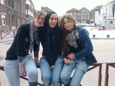 trop belle journee avec ma lesbienne et ma soeur  et ma femme