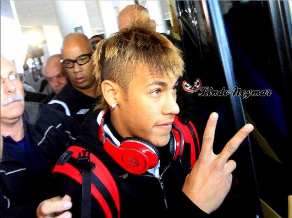 Lindo-Neymar