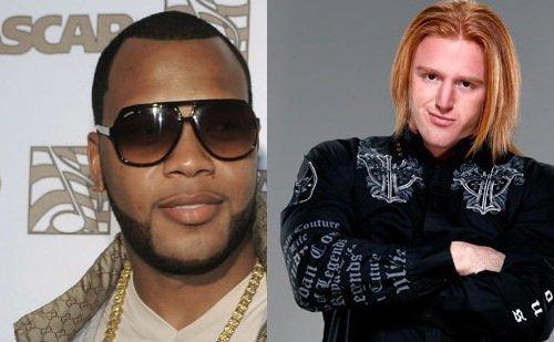 Heat Slater feud avec Flo Rida