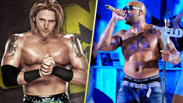 Flo Rida ré-attaque Heath Slater