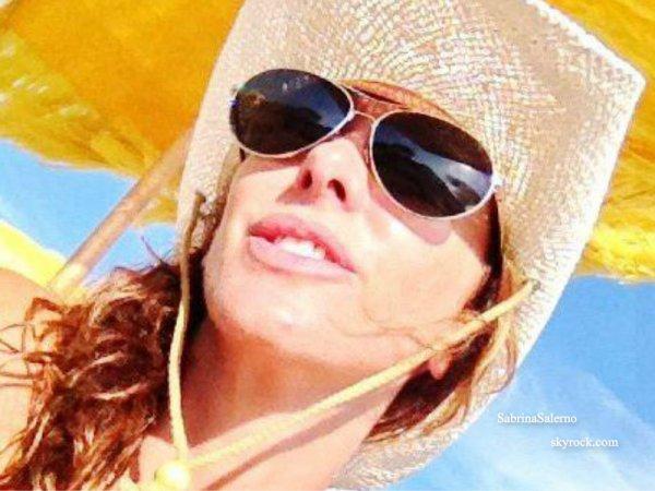 Sabrina en Vacances 2012