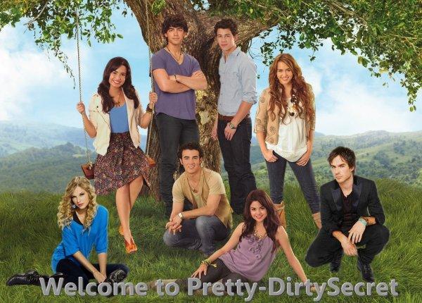Bienvenue sur Pretty-DirtySecret