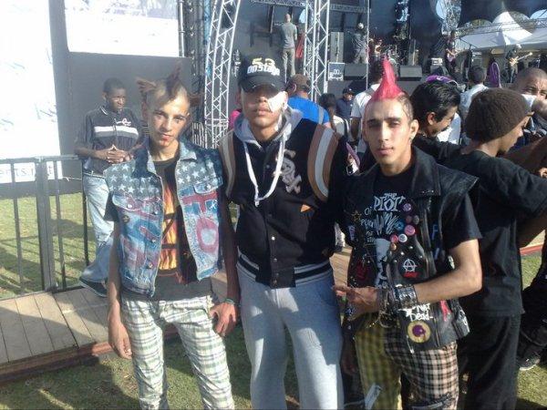 punk and l'boulevard 2010