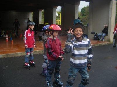 informations concernant les cours de roller skate bmx
