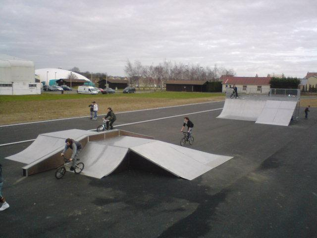 Le blog officiel du skatepark de saint-germain sur morin ( 77 )