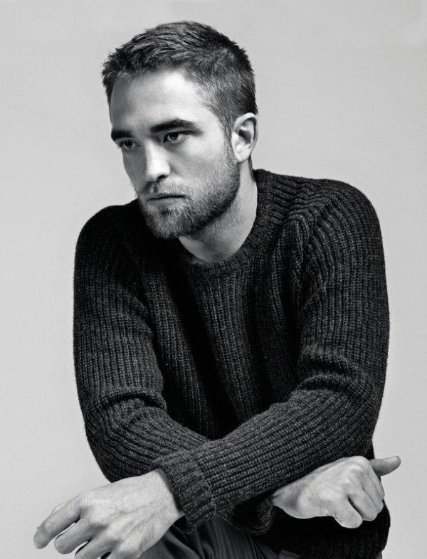 Photos promo de Rob pour la campagne Dior