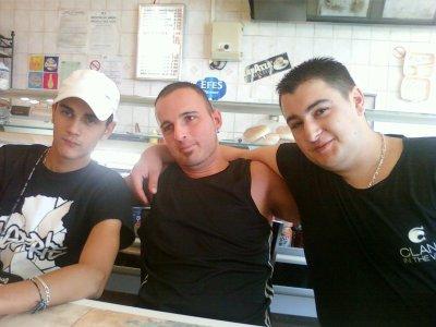 les trois hommes les plus importan dan ma vie