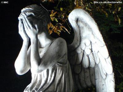 les anges pleureurs