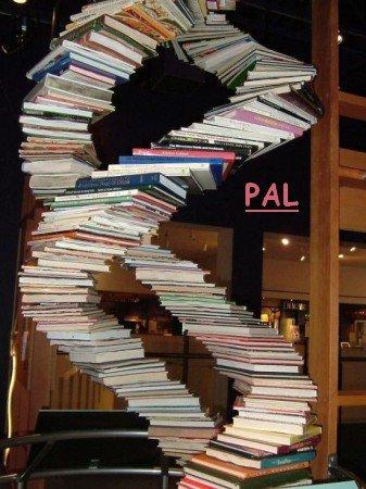 Tout en haut de la Tour, les livres à lire.