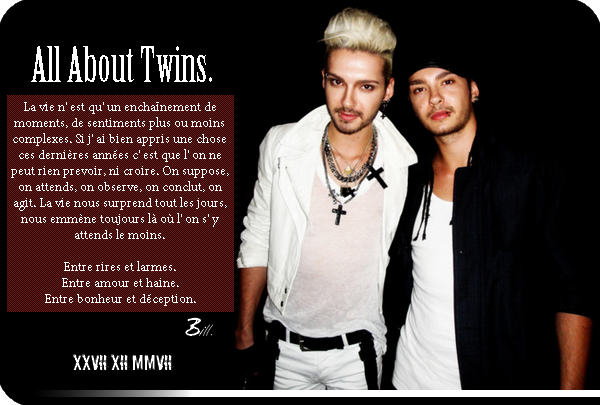 _  LoveSex&Twins ~ Twincest. touch me. treat me. love me. feed me. _
