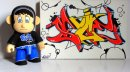 Photo de graffiti--micky