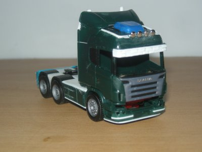 1/87 - Scania R620 Highline 6/4 (en cours)
