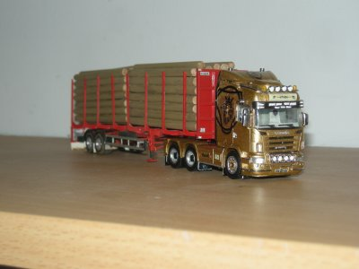 1/87 - Scania R620 Highline 6/4