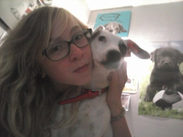 emmy, la chienne a ma cousine