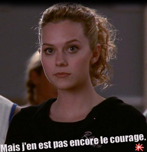 """5x5 """" Mais j'en est pas encore le courage."""""""