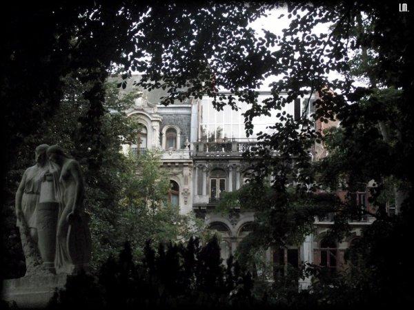 Jardin des pommes, Lille.