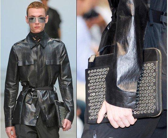 Clutches for Men,Purses for Men,Fashion Men Bags