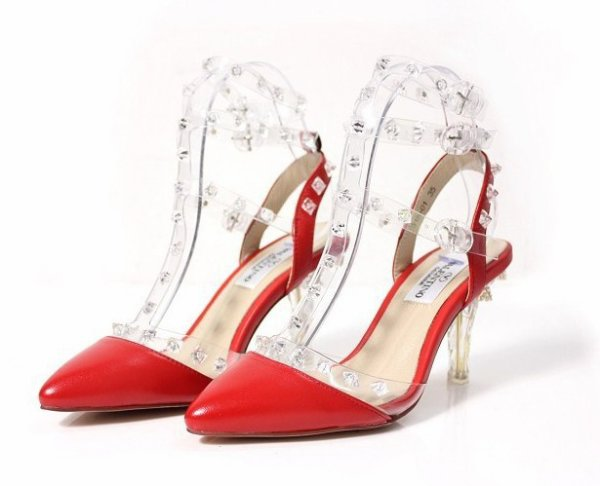 lady fashion high heels,women's dress shoes,valentino designer shoes,girls leather shoes
