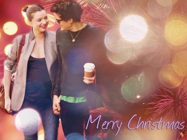 • Joyeux Noël !  ♥ •  by 0rly-Bloom