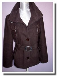 Manteau marron✿