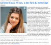 Articles La depeche d'aujourd'hui ( 24 Avril 2012 ) .