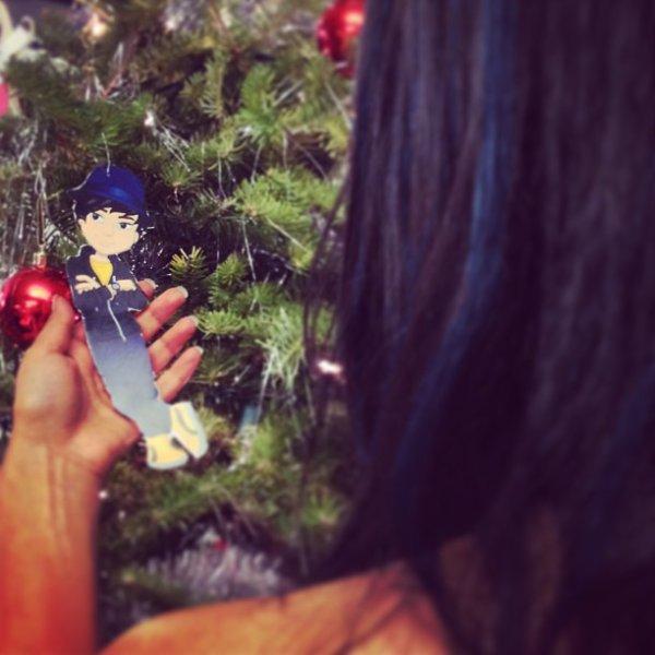 Je vous souhaite un Joyeux Noël et une très Bonne Année 2013 !