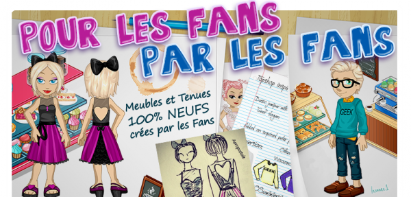Collection des Fans de Woozworld !