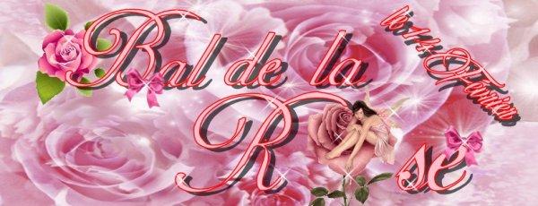Concours Spécial Bal de la Rose !