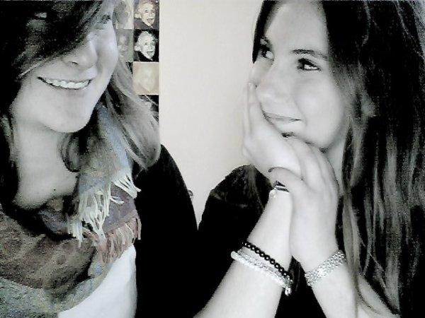 Priscille je t'aime ♥ .