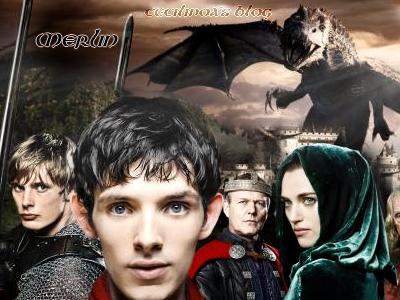 Merlin : ma nouvelle série coup de coeur