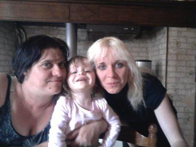 ma  maman, ma zouille et moi